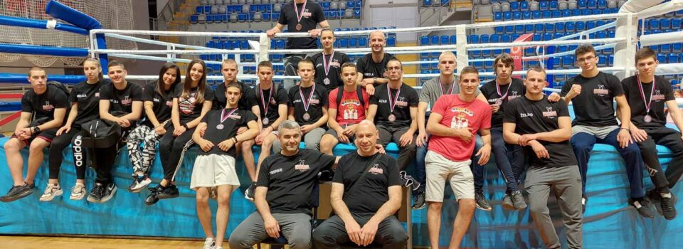 Prvenstvo Srbije u kik-boksu,disciplina full-contact!